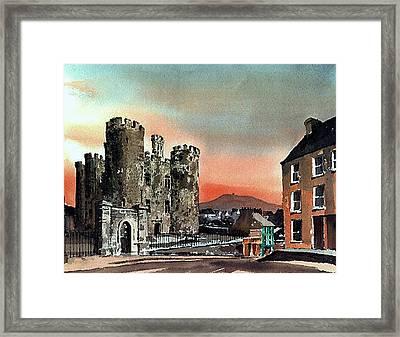 Enniscorthy Castle Wexford Framed Print