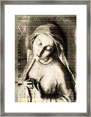 Enraptured  Framed Print