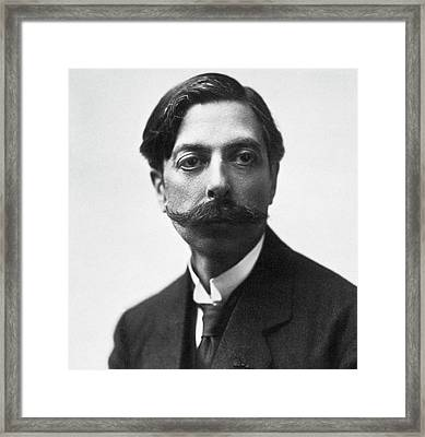 Enrique Granados Campina (1867-1916) Framed Print