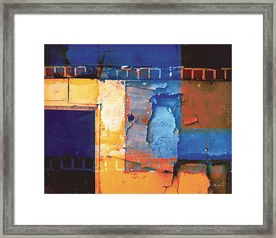 Enter Framed Print by The Art of Marsha Charlebois