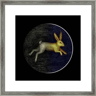 Entering Oz Framed Print by Penny Collins
