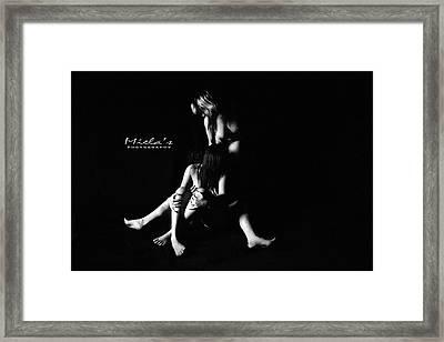 Entertwined Framed Print by Emile Steyn