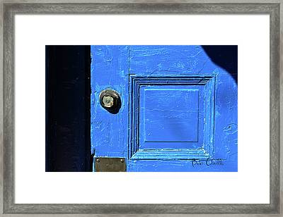 Entrance To Babylon Framed Print by Bob Orsillo