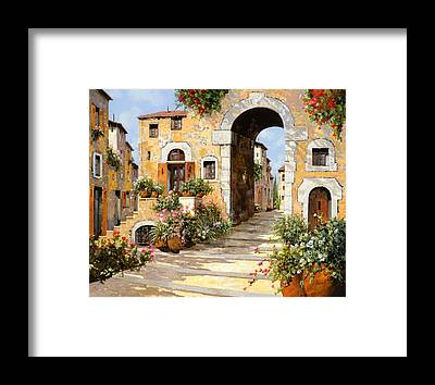 Italian Framed Prints