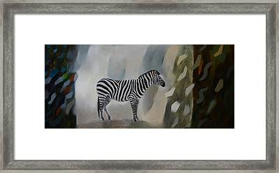 Entropy Framed Print by Jukka Nopsanen
