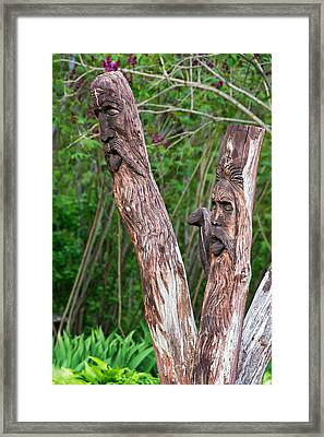 Ents 2 Framed Print by Steve Harrington