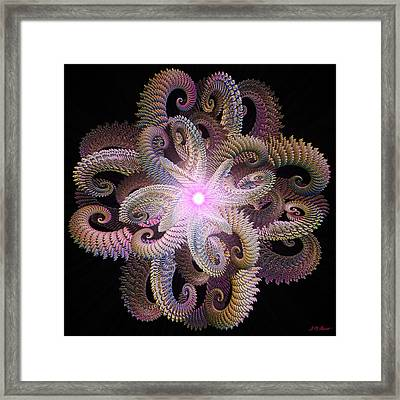 Entwined Framed Print by Michael Durst