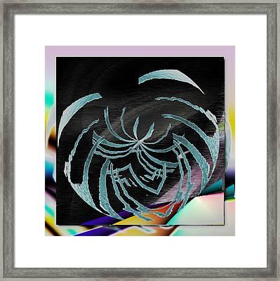 Enveloped 9 Framed Print by Tim Allen