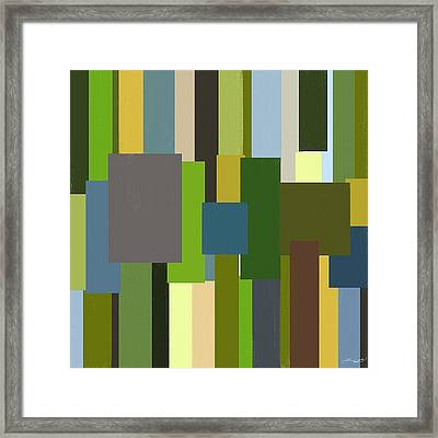 Envious Framed Print by Lourry Legarde