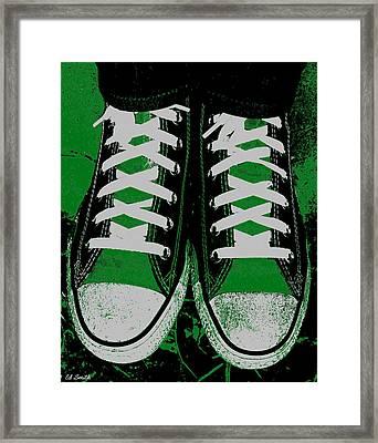 Environmentalist Framed Print