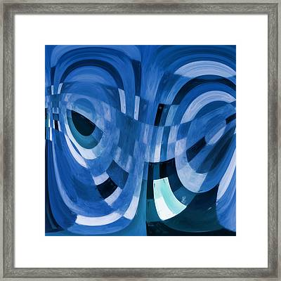 Envision Framed Print by Tom Druin