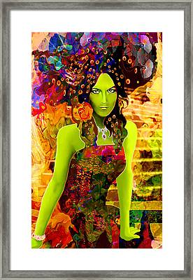 Envy Framed Print