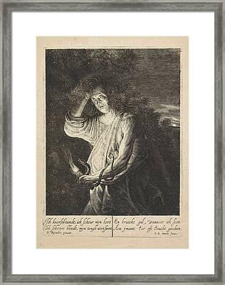 Envy, Jean De Weert Framed Print by Artokoloro
