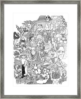 Epic 2011 Framed Print
