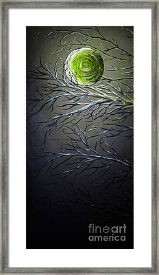 Epic Eclipse Panel 1 Framed Print