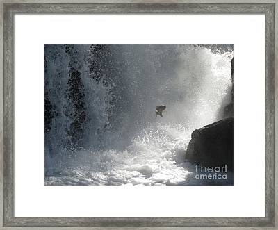 Epic Journey Framed Print