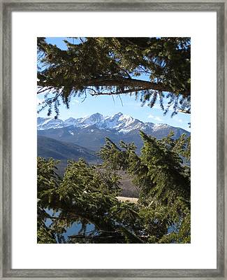 Epic Framed Print
