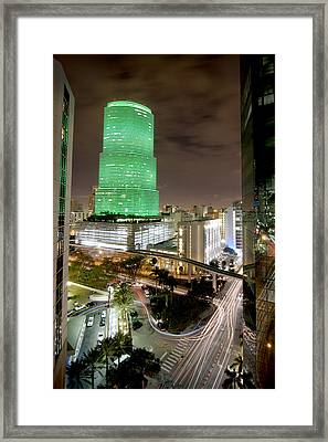Epic View 3 Framed Print