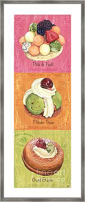 Epicerie Panel 2 Framed Print by Debbie DeWitt