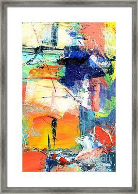 Epiphany Framed Print by Ana Maria Edulescu