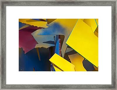 Epoch Framed Print