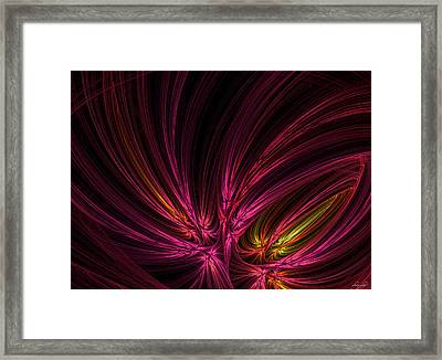 Equalized Framed Print by Lourry Legarde