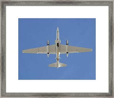 Er-2 High-altitude Research Aircraft Framed Print