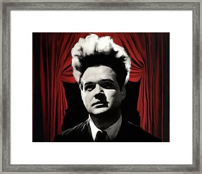 Eraserhead Framed Print by Jeff DOttavio
