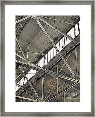 Erector Set Framed Print