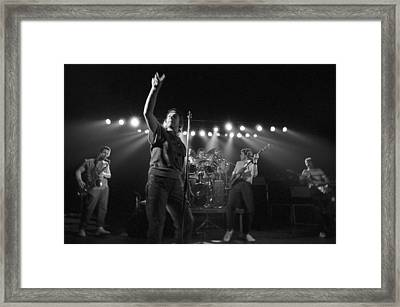 Eric Burdon Framed Print