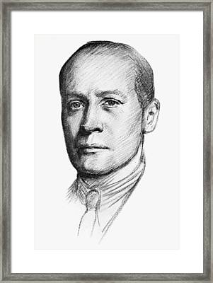 Ernest Howard Shepard (1879-1976) Framed Print
