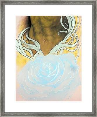 Eros Framed Print