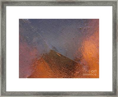 Eruption Framed Print