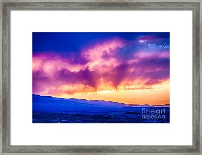 Escalante Sunset 3 Framed Print by Scotts Scapes