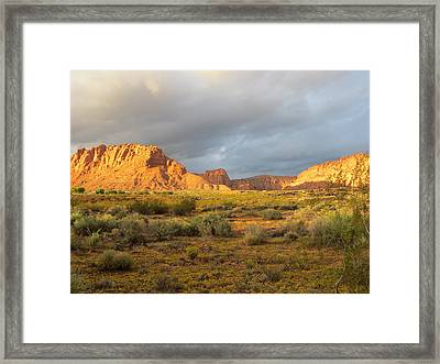 Escape Framed Print by Jean Marie Maggi