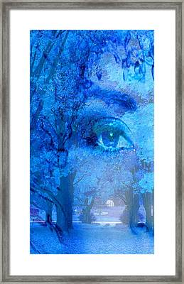 Escape Framed Print by Matthew Lacey