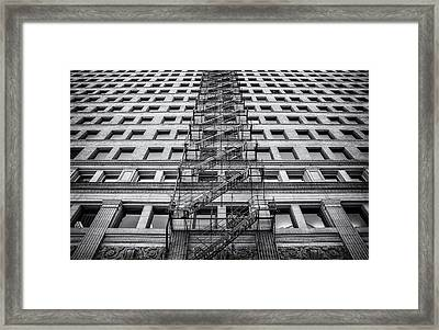Escape Framed Print by Scott Norris