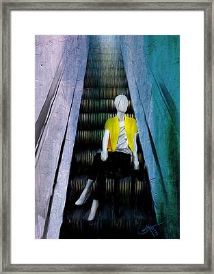 Escolate Framed Print by Robert Smith