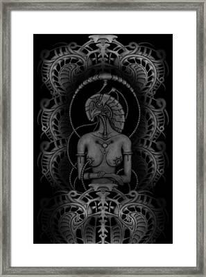 Esph34 Framed Print by Rodrigo Vieira