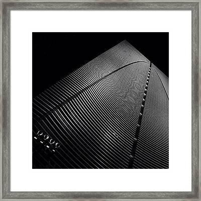Espirito Santo Plaza Bldg. - Miami ( Framed Print by Joel Lopez