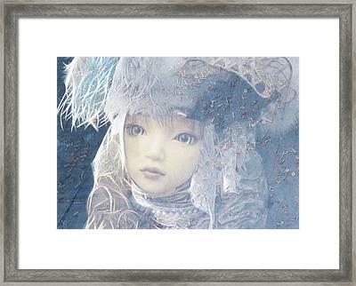 Esprilanza Dilla Nocetina Framed Print