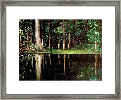 Essake Framed Print by Laurend Doumba