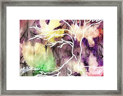 Essence Of Autumn Framed Print by Allison Tilberg