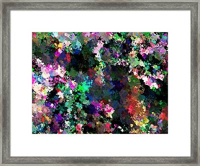 Essence Of Joy Framed Print by Terril Heilman