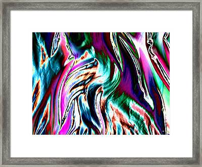 Essence Framed Print