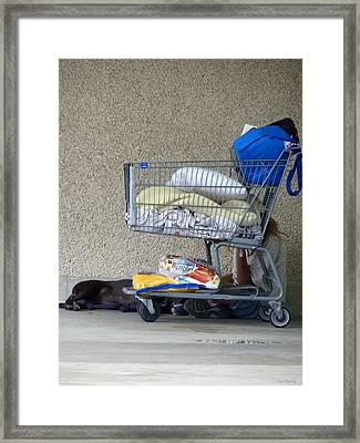Essentials Framed Print by Lin Haring