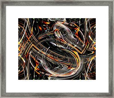 Esssss Framed Print by rd Erickson