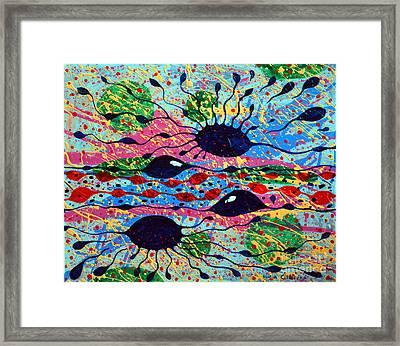 Estate Framed Print