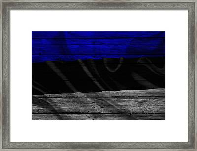 Estonia Framed Print by Joe Hamilton