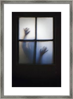 Estranged Framed Print by Murray Bloom